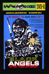 BLACK ANGELS - DVD-R
