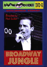 BROADWAY JUNGLE - DVD-R