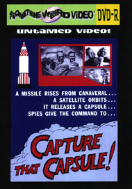 CAPTURE THAT CAPSULE (aka SPY SQUAD) - DVD-R