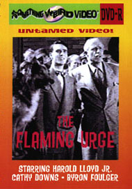FLAMING URGE, THE - DVD-R