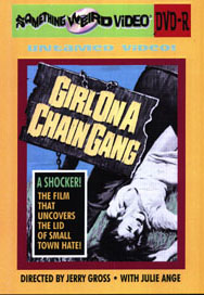 GIRL ON A CHAIN GANG - DVD-R