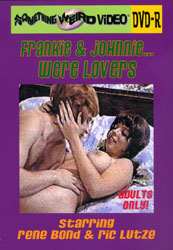 FRANKIE AND JOHNNIE WERE LOVERS - DVD-R