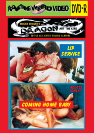 DRAGON ART THEATRE DOUBLE FEATURE VOL 123: LIP SERVICE / COMING HOME BABY - DVD-R