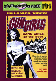 GUN GIRLS - DVD-R