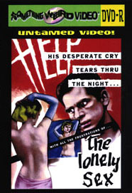 LONELY SEX, THE - DVD-R