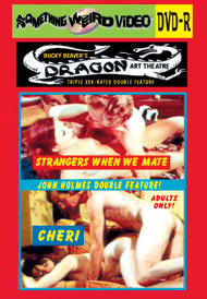 DRAGON ART THEATRE DOUBLE FEATURE VOL 199: STRANGERS WHEN WE MATE / CHERI - DVD-R