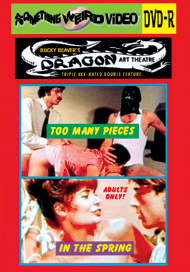 DRAGON ART THEATRE DOUBLE FEATURE VOL 204: TOO MANY PIECES / IN THE SPRING - DVD-R