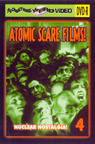 ATOMIC SCARE FILMS VOL 4 - DVD-R