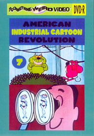 AMERICAN INDUSTRIAL CARTOON REVOLUTION VOL 07 - DVD-R