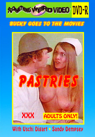 BUCKY BEAVER'S STAGS LOOPS AND PEEPS VOL 166: PASTRIES - DVD-R