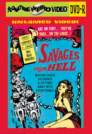 SAVAGES FROM HELL - DVD-R