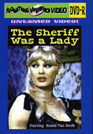 SHERIFF WAS A LADY, THE - DVD-R