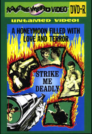 STRIKE ME DEADLY - DVD-R