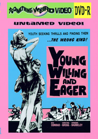 YOUNG WILLING & EAGER - DVD-R