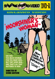 MOONSHINER'S WOMAN - DVD-R