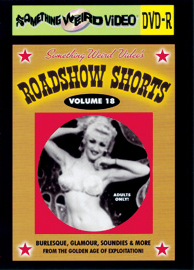 ROADSHOW SHORTS - VOL 18 - DVD-R