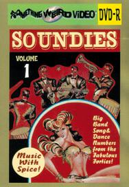 SOUNDIES VOL 01 MUSIC WITH SPICE - DVD-R