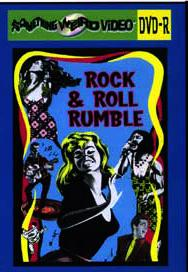 ROCK & ROLL RUMBLE VOL 01 - DVD-R