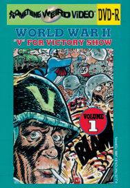 WWII V FOR VICTORY SHOW VOL 01 - DVD-R