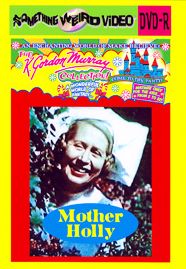MOTHER HOLLY - DVD-R