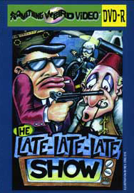 LATE LATE LATE SHOW VOL 01 - DVD-R