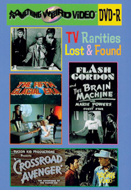 TV RARITIES LOST AND FOUND VOL 01 - DVD-R
