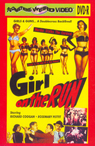 GIRL ON THE RUN - DVD-R