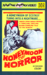 HONEYMOON OF HORROR - DVD-R