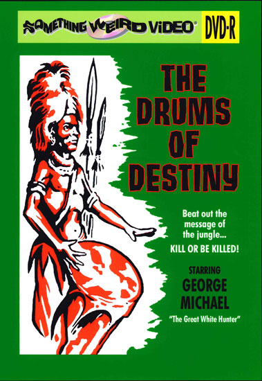DRUMS OF DESTINY, THE - DVD-R