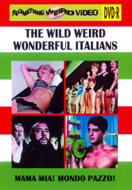 WILD WEIRD WONDERFUL ITALIANS, THE - DVD-R