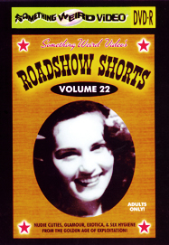 ROADSHOW SHORTS - VOL 22 - DVD-R