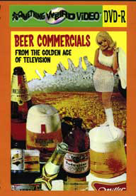 BEER COMMERCIALS VOL 01 - DVD-R