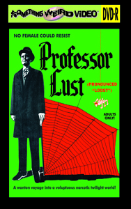 PROFESSOR LUST - DVD-R