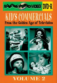 KID'S COMMERCIALS VOL 02 - DVD-R