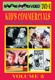 KID'S COMMERCIALS VOL 03 - DVD-R