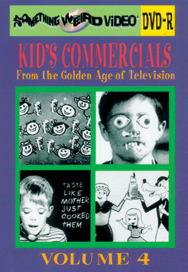 KID'S COMMERCIALS VOL 04 - DVD-R