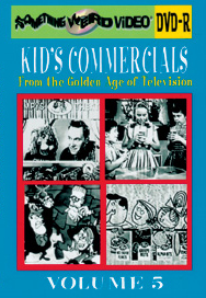 KID'S COMMERCIALS VOL 05 - DVD-R