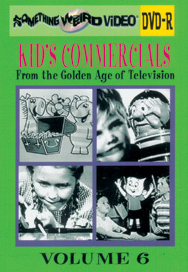 KID'S COMMERCIALS VOL 06 - DVD-R