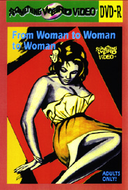 FROM WOMAN TO WOMAN TO WOMAN - DVD-R