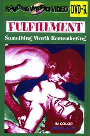 FULFILLMENT - SOMETHING WORTH REMEMBERING - DVD-R