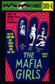 MAFIA GIRLS - DVD-R