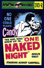 ONE NAKED NIGHT - DVD-R