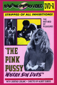 PINK PUSSY, THE - DVD-R