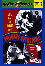 PRIVATE RELATIONS - DVD-R