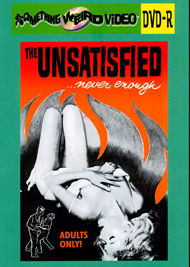 UNSATISFIED, THE - DVD-R