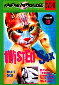 TWISTED SEX VOL 19 - DVD-R