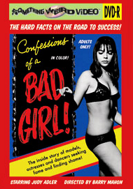 CONFESSIONS OF A BAD GIRL - DVD-R