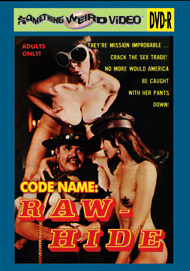 CODE NAME: RAW HIDE - DVD-R