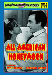 ALL AMERICAN HONEYMOON - DVD-R