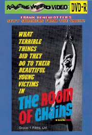 ROOM OF CHAINS - DVD-R
